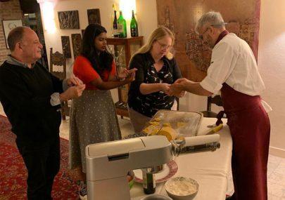 Corsi di cucina Veneta