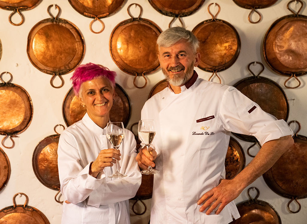 Chef Cristina Bowerman